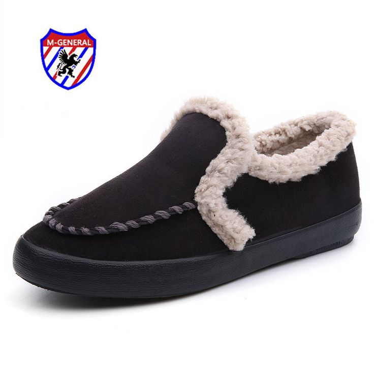 Find More Women's Casual Shoes Information about M.GENERAL Women Winter Ankle…