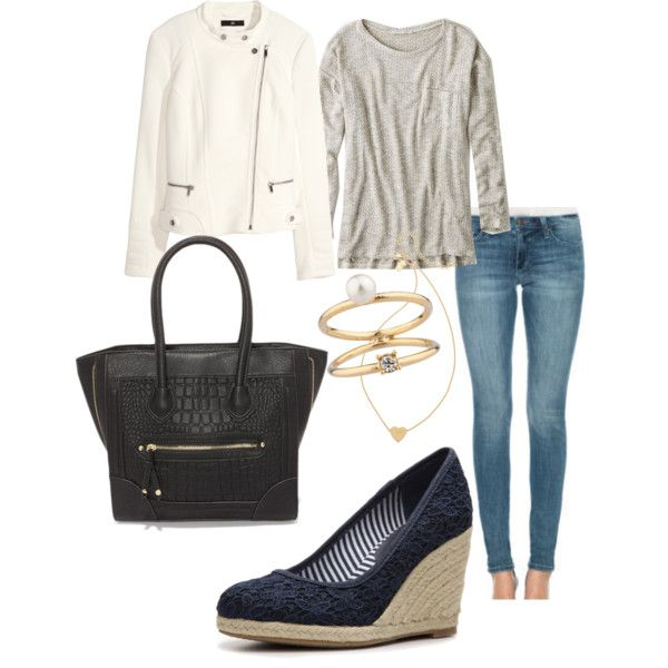 Untitled #184 by serdarsa on Polyvore featuring American Eagle Outfitters, H&M, Unlisted by Kenneth Cole, Pippa and Kate Spade