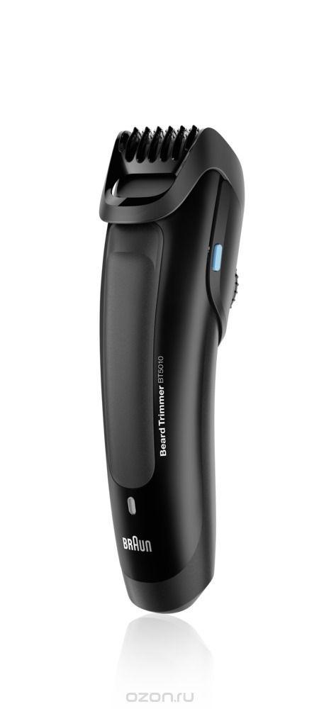 Braun Bt 5010, Black триммер для бороды
