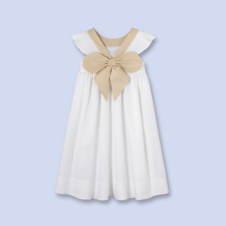 Hand smocked party dress for boys and girls, girl