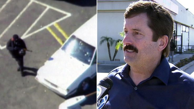 North Hollywood Shootout: Retired LAPD officer recalls gun battle on 20th anniversary