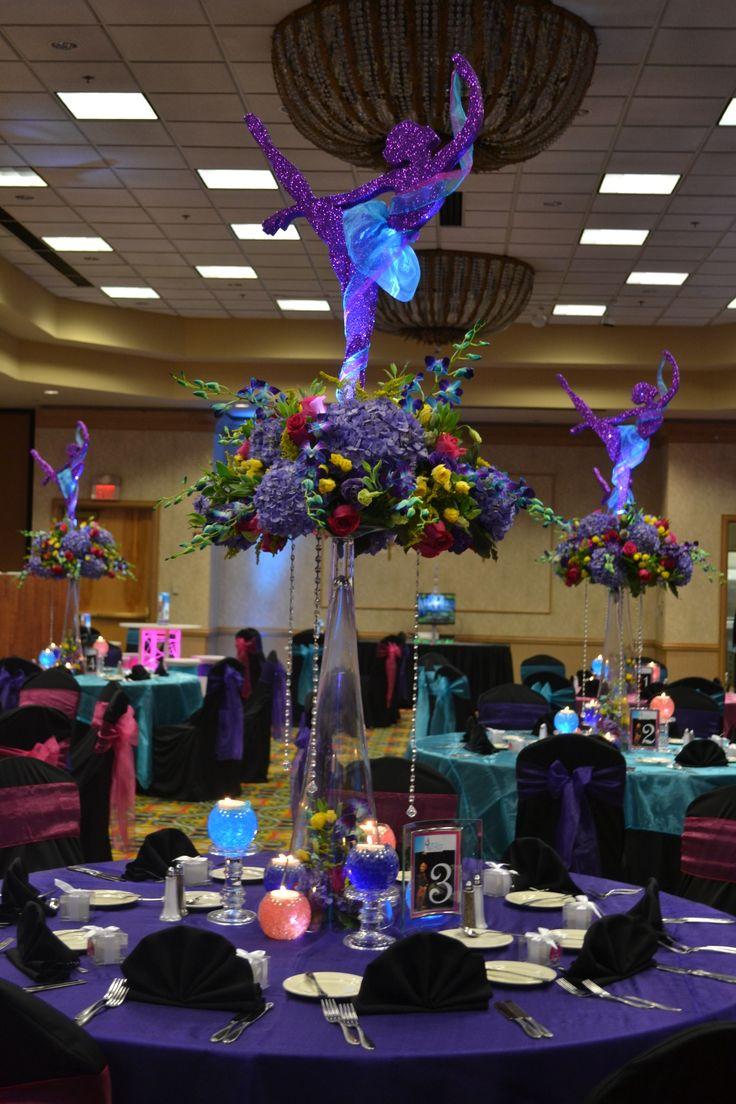 De 33 b sta bat mitzvah dance gymnastics theme ideas for Decor 4 events