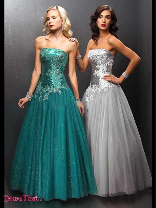 545 best Prom that could pass for Wedding Dresses images on ...