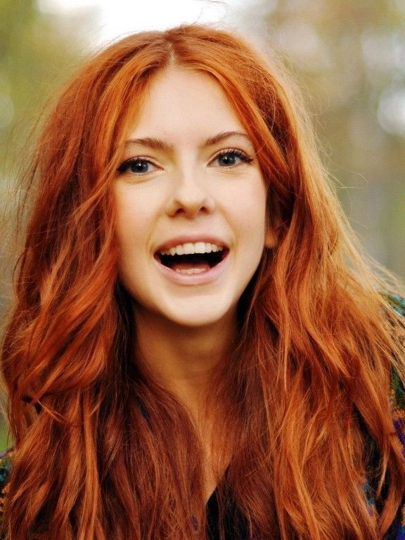 red hair dyes ideas