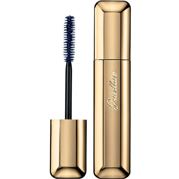 Guerlain Maxi Lash Mascara ($30) ❤ liked on Polyvore featuring beauty products, makeup, eye makeup, mascara, beauty, beleza, guerlain mascara, eye shimmer makeup, black eye makeup and black mascara