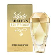 LADY MILLION EAU MY GOLD 80ML EDT