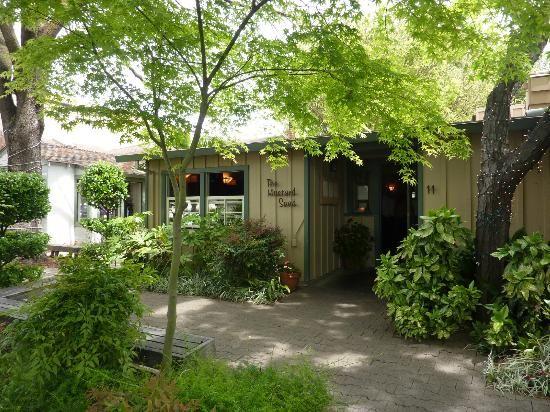 The Mustard Seed Restaurant in Davis, Ca - Best Ribeye Ever!
