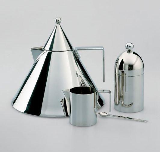Czajnik Il Conico - Officina Alessi w FabrykaForm.pl