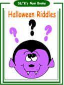 DLTK's Make Your Own Books - Halloween Riddles