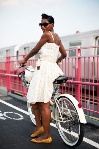 Biker Chic: 3 Outfits To Take To The Streets #Refinery29
