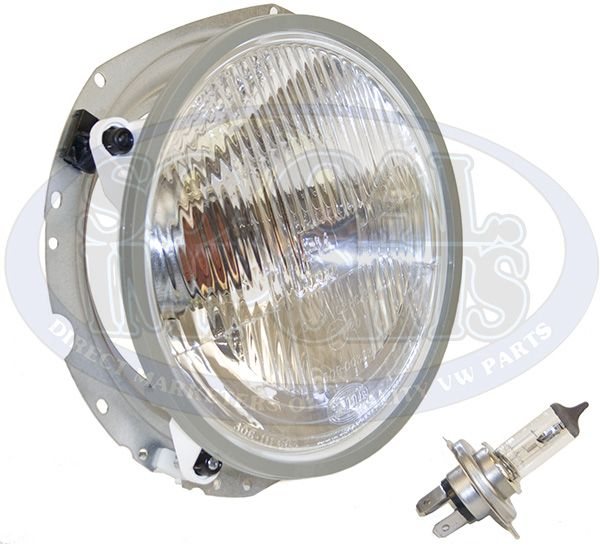 vw bug hella headlight Mexico  | Volkswagen Headlights & Kits for Volkswagen Bug, Super Beetle, Type 3 ...