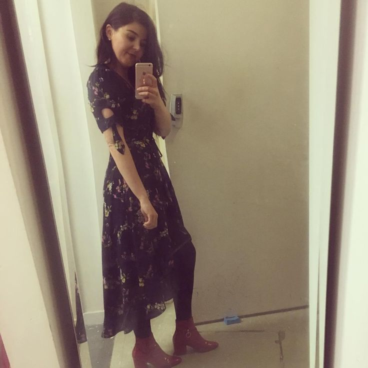 Our Bouquet Bird Wrap Midi Dress, featured by @siobhankimberley23 on Instagram. Click the image to shop the look #oasisfashion