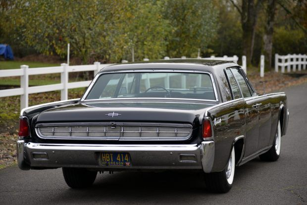 No Reserve: 1963 Lincoln Continental | Bring a Trailer