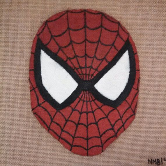 Hey, I found this really awesome Etsy listing at https://www.etsy.com/listing/202383315/spiderman-original-ooak-oil-painting-on