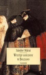 Okładka książki Występ gościnny w Bolzano