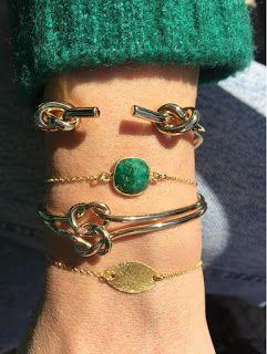 Bijoux tendance 2019, Bijoux fantaisie, colliers, bracelets.: bracelets tendance…