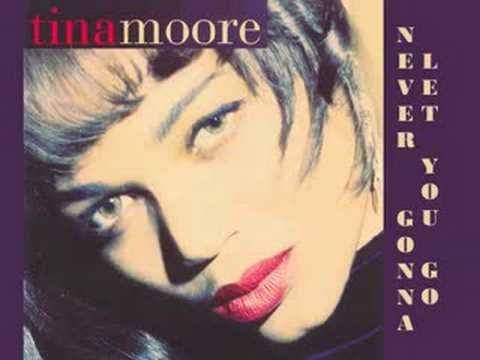 ▶ Tina Moore - Never Gonna Let You Go 1995 (album version) - YouTube