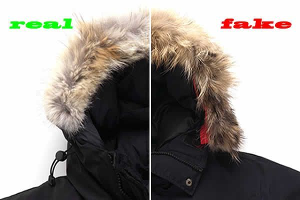 How to spot fake Canada Goose parka review
