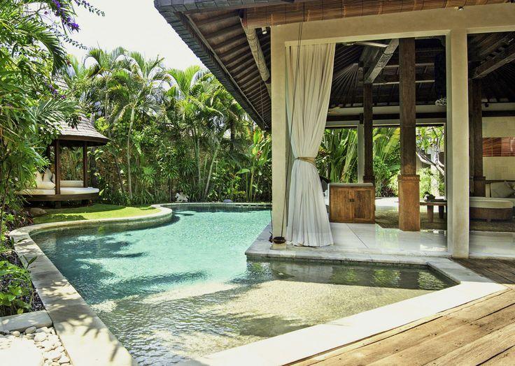 Villa 999 pool at Villa Kubu, Seminyak, Bali