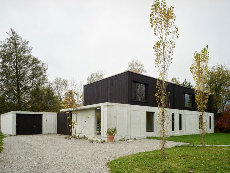 Single-family house in Ipsach, Switzerland by :mlzd