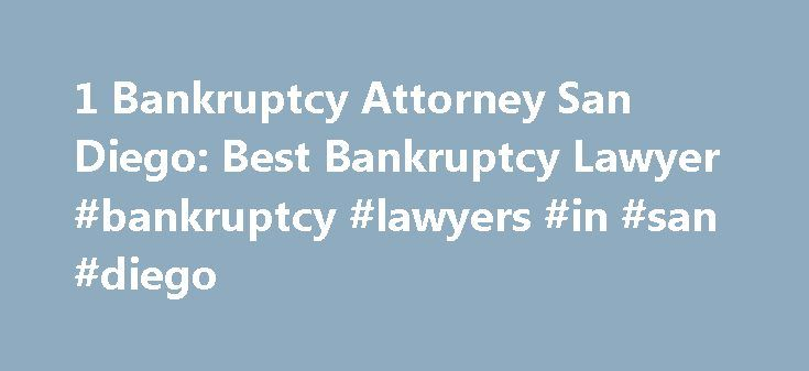 1 Bankruptcy Attorney San Diego: Best Bankruptcy Lawyer #bankruptcy #lawyers #in #san #diego http://cleveland.remmont.com/1-bankruptcy-attorney-san-diego-best-bankruptcy-lawyer-bankruptcy-lawyers-in-san-diego/  # Bankruptcy Lawyers The fall-out from the current economic crisis is unlikely to abate any time soon. Many homeowners and businesses face difficult decisions regarding being bankrupted and curbing spending. The attorneys at Chang Diamond, APC, dedicate their practice to providing…
