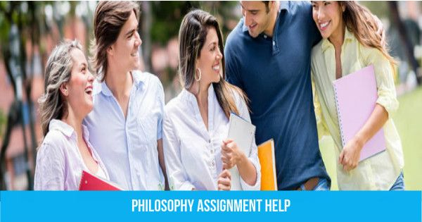 Philosophy Assignment Help Australia : Our team of experts provides assignment writing service