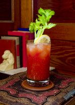 Nothing is better in the morning (as a brunch cocktail or hangover cure) or on a cold day than the spicy tomato flavor of a Bloody Mary