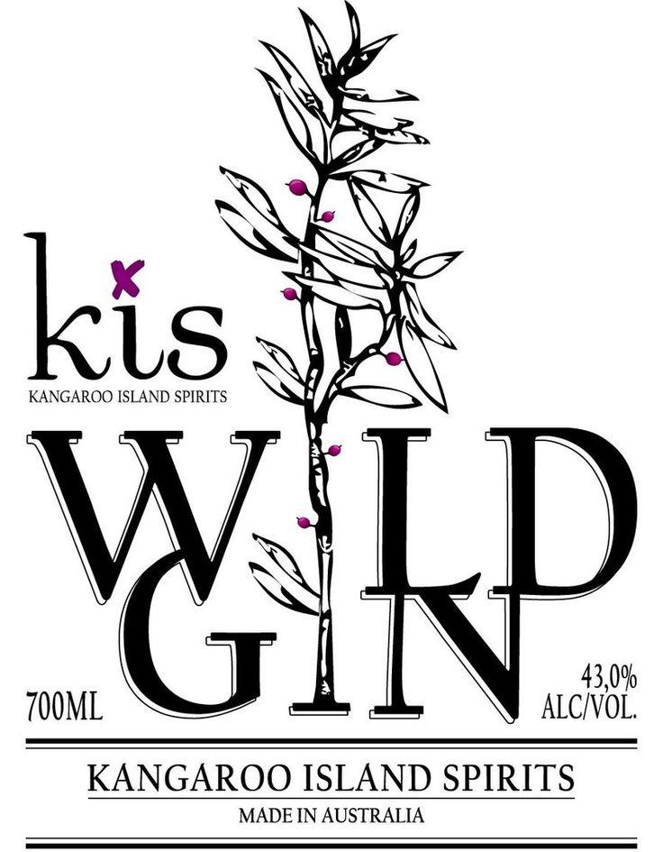 Kangaroo Island Spirits Wild Gin