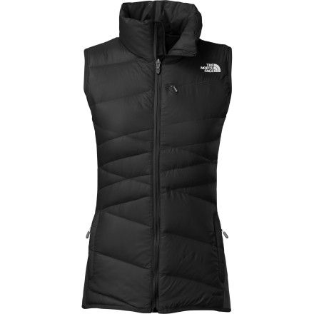 The North Face Pseudio Tunic Vest Women S Vests Down
