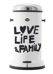 BODIE and FOU x Vipp15 Bin {LIMITED EDITION}