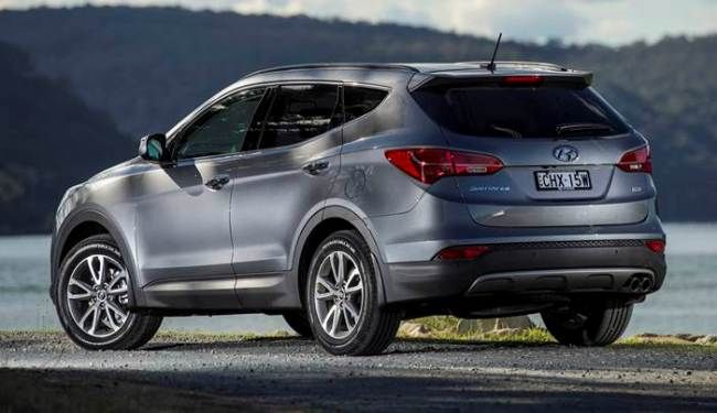 Hyundai SUV 2015 Hyundai Santa FE Elite Exterior, Packages, Features