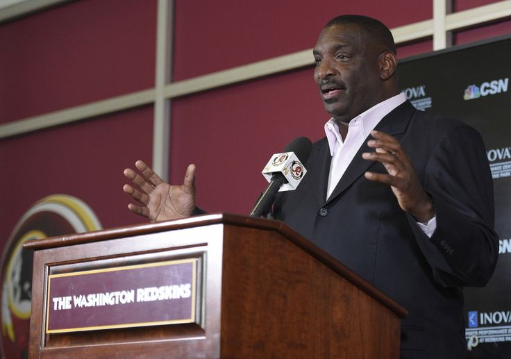 Redskins promote Doug Williams in another front-office shuffle, but not to GM