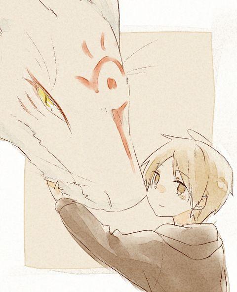Natsume. Why he looks so cute????