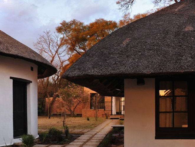 Mahatma Gandhi's South Africa house, house of peace.