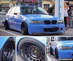 BMW Serie 3 Touring E-46
