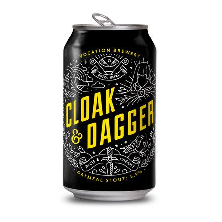 Vocation Brewery Cloak & Dagger – Buy Beer online on EeBria.com