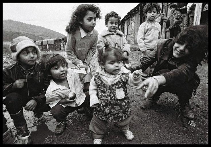 Slovenskí Rómovia,  Slovak gypsies , Foto:  Andrej  Palacko
