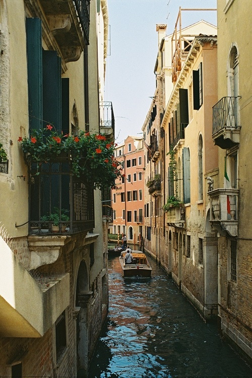 Venice.  Every turn is a delight in Venice!