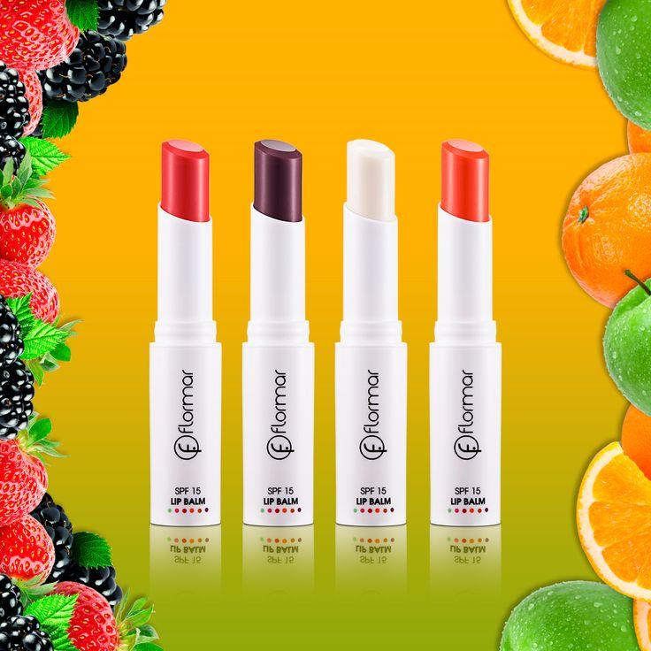 Ingrijeste-ti buzele hidratandu-le cu Flormar Lip Balm si nu vei avea niciodata emotii in ceea ce priveste zambetul tau! http://www.flormarcosmetics.ro/buze/ruj/lip-balm--8690604253685.html