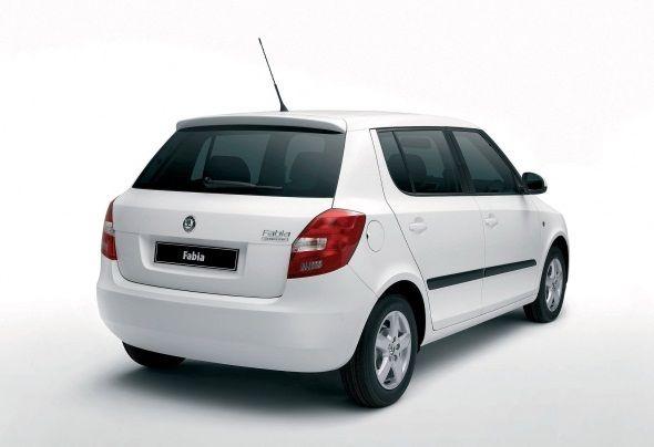 Škoda Fabia II  2007. –  2014.