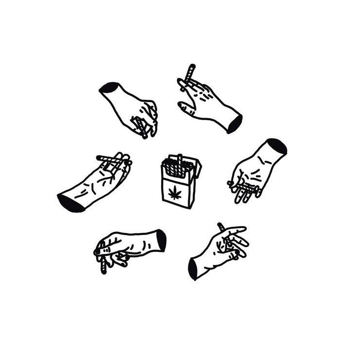 1000+ Ideas About Marijuana Tattoo On Pinterest