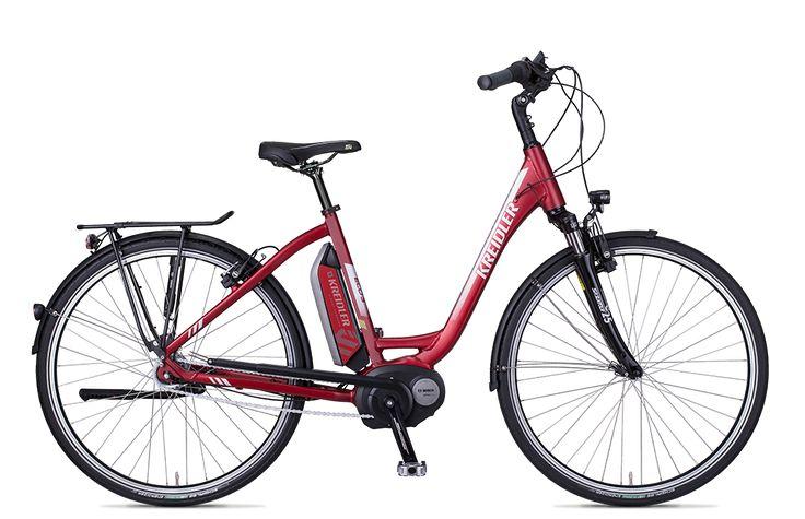 Vitality Eco 3 (Rücktritt) - Bestechende Qualität und herausragende Sicherheit – diese Komponenten vereint das Kreidler Vitality Eco 3 wie kaum ein zweites E-Bike auf sich. #ebike #kreidler