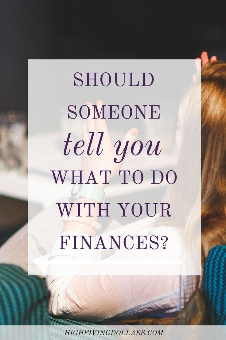 Seriously, I get so frustrated reading all these books on personal finance and conflicting advice. But is it something I should really listen to? How do I know what I should do with my money?