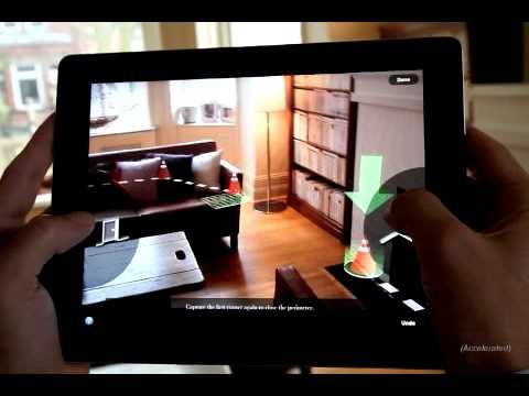 MagicPlan V2 Presentation - Amazing app with a smart approach to Augmented Reality.
