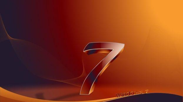 Windows 7 Operating System Seven Hi Tech Wallpaper Hi