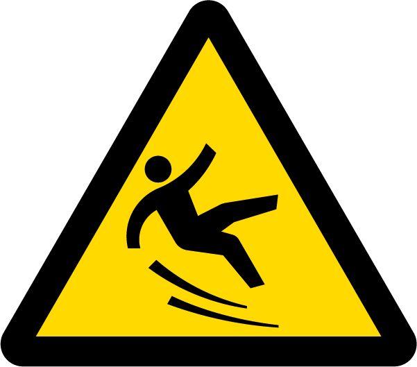 sample warning signs
