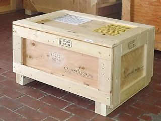 Could I make this into a wood drying crate?