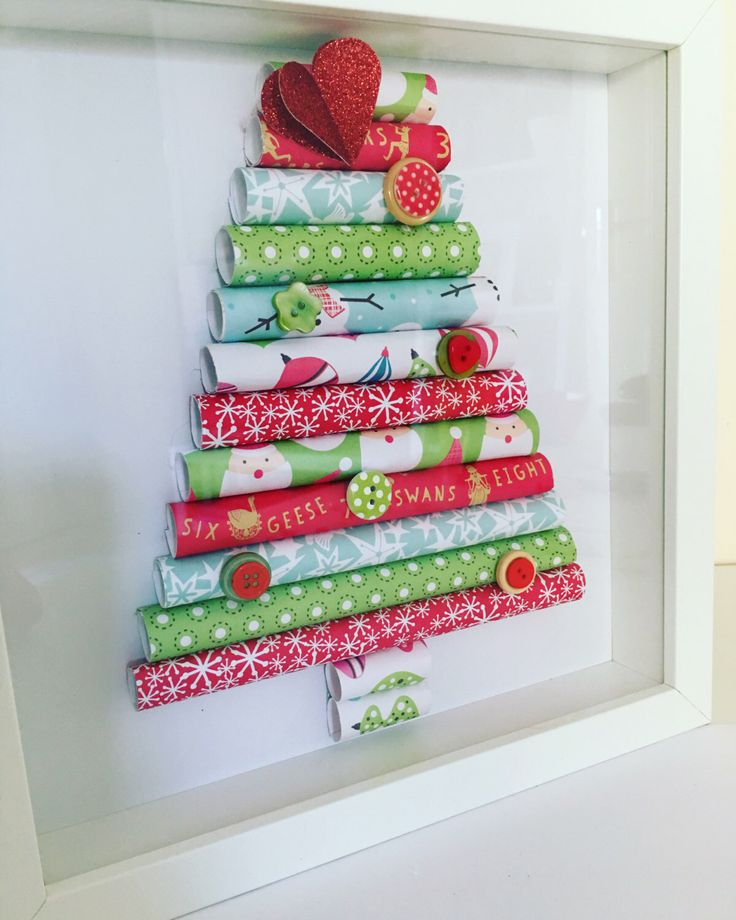 A personal favourite from my Etsy shop https://www.etsy.com/uk/listing/214926353/paper-christmas-tree-frames