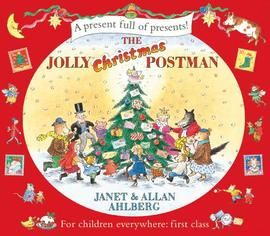 The Jolly Christmas Postman - Hardback - 9780141340111 - Janet Ahlberg