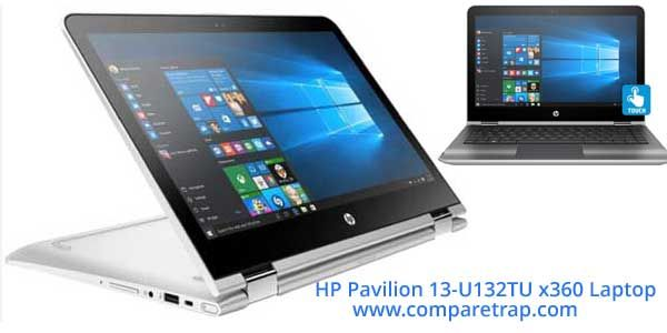 HP Pavilion 13-U132TU X360 (Z4Q50PA) 2 in 1 Laptop Intel Core i5 7th Gen | 4GB DDR4 RAM | 1TB HDD | Touchscreen | windows 10 Home